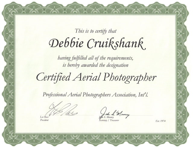 Colorado Aerial Photography Newsletter and Blog: Certified Aerial ...